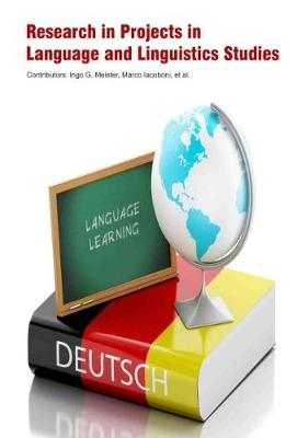 Research in Projects in Language and Linguistics Studies (Hardback)