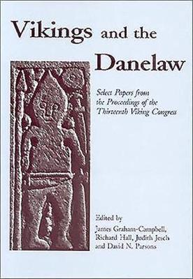 Vikings and the Danelaw (Paperback)