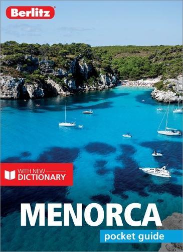 Berlitz Pocket Guide Menorca (Travel Guide with Dictionary) - Berlitz Pocket Guides (Paperback)