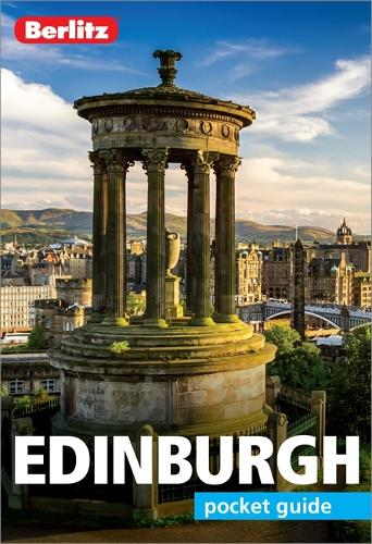Berlitz Pocket Guide Edinburgh - Berlitz Pocket Guides (Paperback)