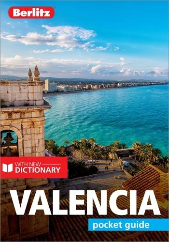 Berlitz Pocket Guide Valencia - Berlitz Pocket Guides (Paperback)