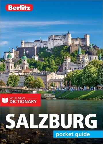 Berlitz Pocket Guide Salzburg (Travel Guide with Dictionary) - Berlitz Pocket Guides (Paperback)