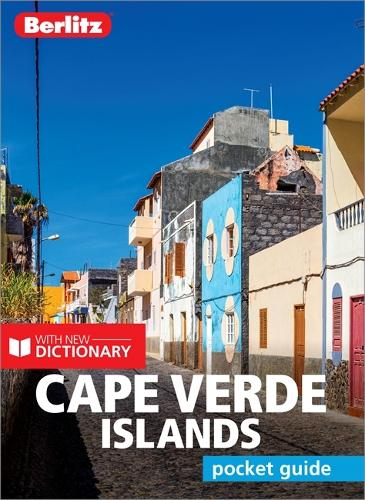 Berlitz Pocket Guide Cape Verde (Travel Guide with Dictionary) - Berlitz Pocket Guides (Paperback)