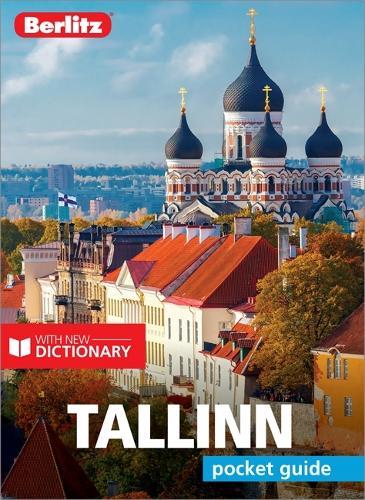 Berlitz Pocket Guide Tallinn (Travel Guide with Dictionary) - Berlitz Pocket Guides (Paperback)