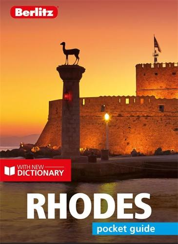 Berlitz Pocket Guide Rhodes (Travel Guide with Dictionary) - Berlitz Pocket Guides (Paperback)