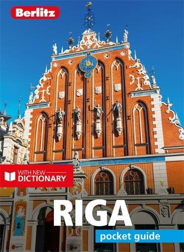 Berlitz Pocket Guide Riga (Travel Guide with Dictionary) - Berlitz Pocket Guides (Paperback)
