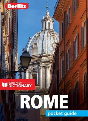 Berlitz Pocket Guide Rome (Travel Guide with Dictionary) - Berlitz Pocket Guides (Paperback)