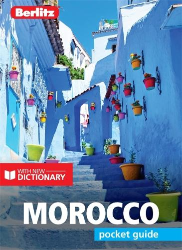 Berlitz Pocket Guide Morocco (Travel Guide with Free Dictionary) - Berlitz Pocket Guides (Paperback)