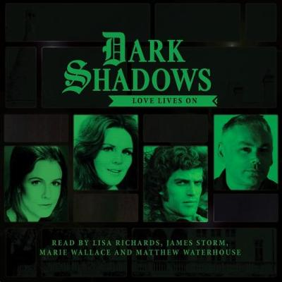 Dark Shadows - Love Lives on - Dark Shadows Special Releases 5 (CD-Audio)