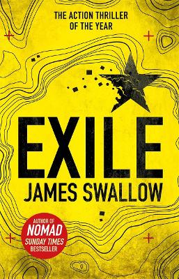 Exile - The Marc Dane series (Hardback)