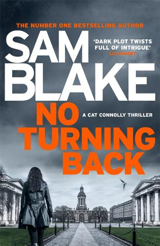 No Turning Back - The Cathy Connolly Series (Paperback)
