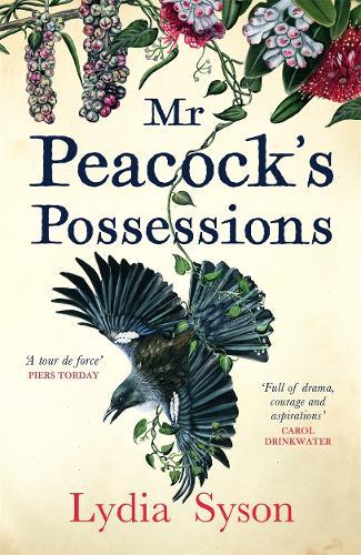 Mr Peacock's Possessions (Hardback)