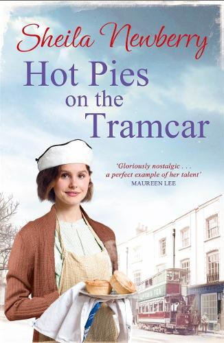 Hot Pies on the Tram Car (Paperback)