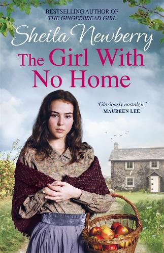 The Girl With No Home: A perfectly heart-warming saga from the bestselling author of THE WINTER BABY (Paperback)