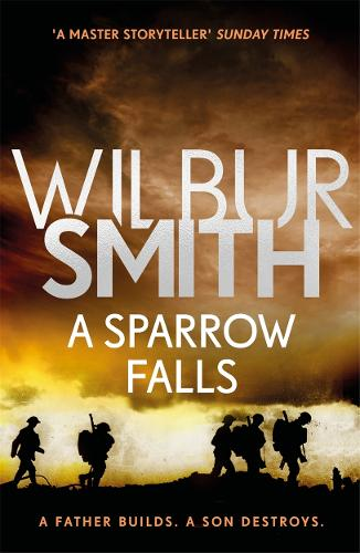 A Sparrow Falls: The Courtney Series 3 (Paperback)