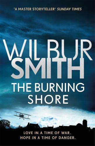 The Burning Shore: The Courtney Series 4 - Courtney series (Paperback)