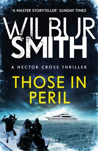 Those in Peril: Hector Cross 1 (Paperback)