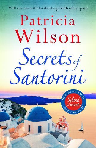 Secrets of Santorini (Paperback)