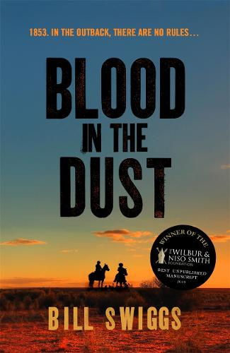 Blood in the Dust (Paperback)