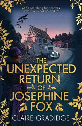 'The Unexpected Return of Josephine Fox' signing