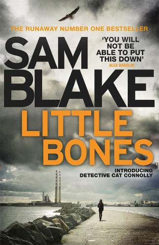 Little Bones: A disturbing Irish crime thriller - The Cathy Connolly Series (Paperback)
