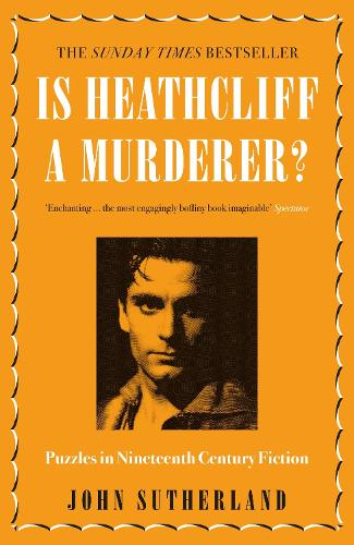 Cover Is Heathcliff a Murderer?: Puzzles in Nineteenth-Century Fiction