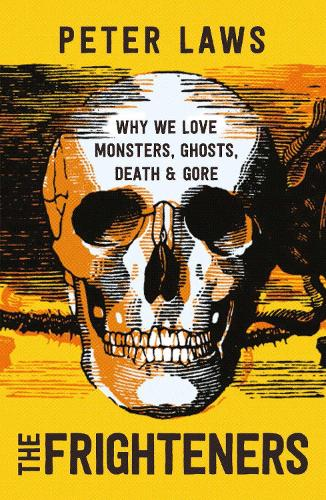 The Frighteners and other THINGS that go BUMP in the night - Author talk with Peter Laws