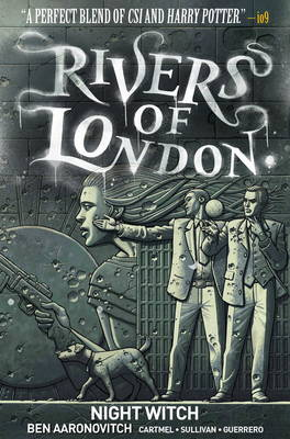 Rivers of London: Night Witch (Paperback)