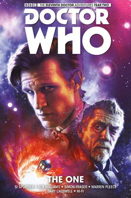 Doctor Who: The Eleventh Doctor: The One (Paperback)