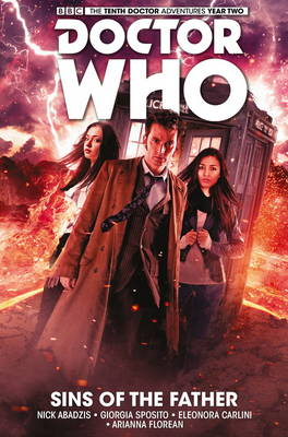 Doctor Who: The Tenth Doctor, Sins of the Father (Hardback)