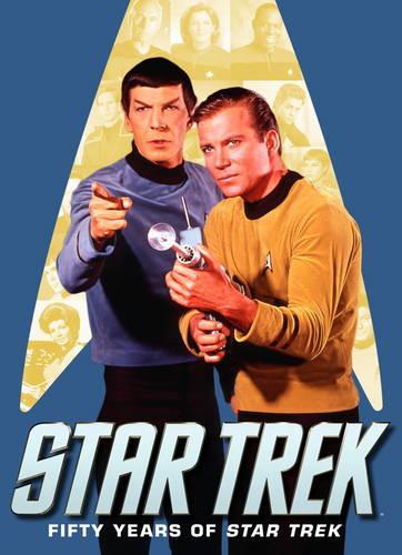Star Trek: Fifty Years of Star Trek (Paperback)