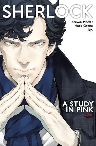 Sherlock: A Study in Pink (Paperback)