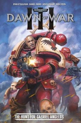 Warhammer 40,000: Dawn of War III - The Hunt for Gabriel Angelos (Paperback)