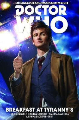 Doctor Who: The Tenth Doctor: Breakfast at Tyranny's Volume 8 (Paperback)