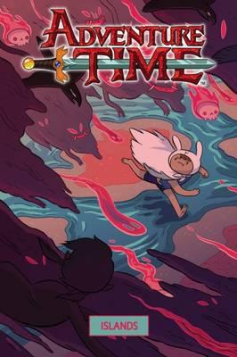 Adventure Time: Islands (Paperback)