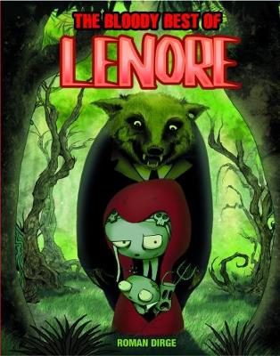 The Bloody Best of Lenore (Hardback)
