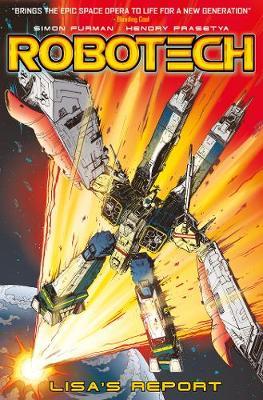 Robotech Volume 4 (Paperback)
