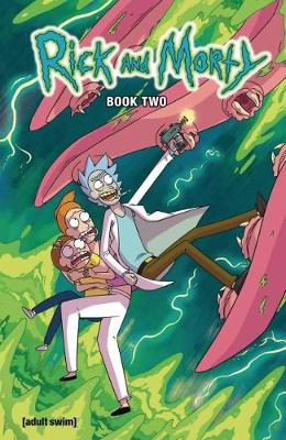 Rick and Morty Hardcover Volume 2 - Rick and Morty Hardcover 2 (Hardback)