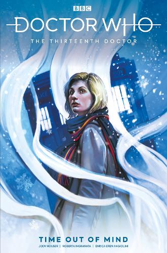 Doctor Who: Time Out of Mind (Paperback)