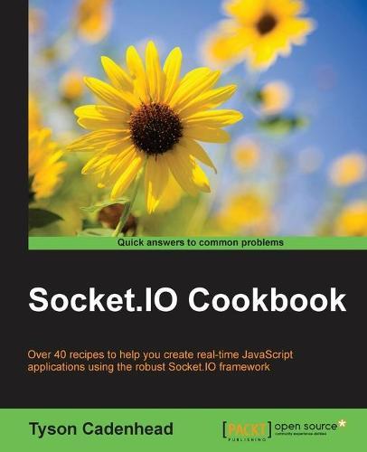 Socket.IO Cookbook (Paperback)