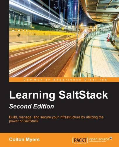 Learning SaltStack (Paperback)