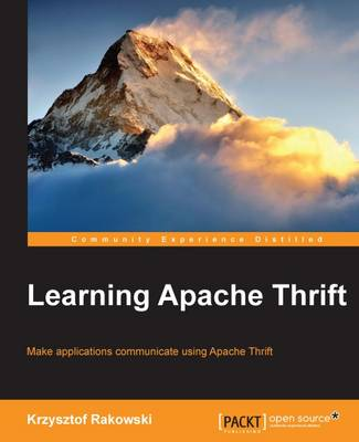 Learning Apache Thrift (Paperback)