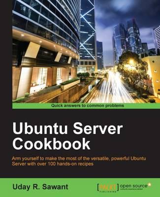 Ubuntu Server Cookbook (Paperback)