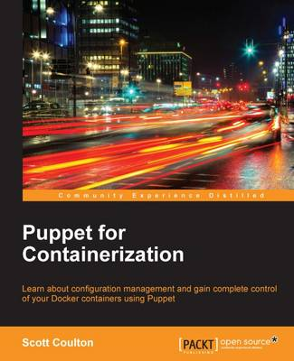 Puppet for Containerization (Paperback)