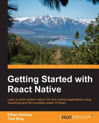 Getting Started with React Native (Paperback)