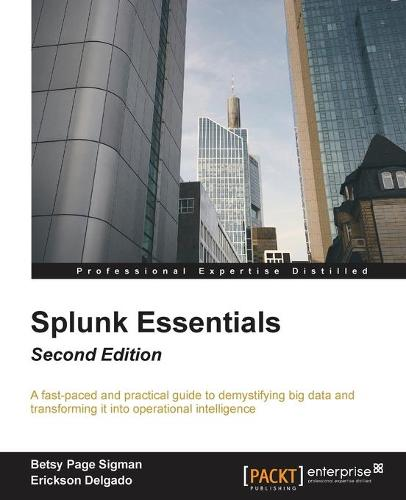 Splunk Essentials (Paperback)