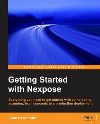 Getting Started with Nexpose (Paperback)
