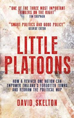 How a revived One Nation can empower England's forgotten towns and redraw the political map: Little Platoons (Paperback)