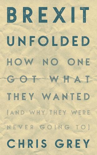 Brexit Unfolded (Paperback)
