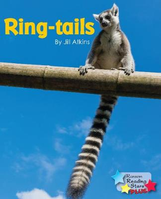 Ring-tails - Reading Stars Plus (Paperback)